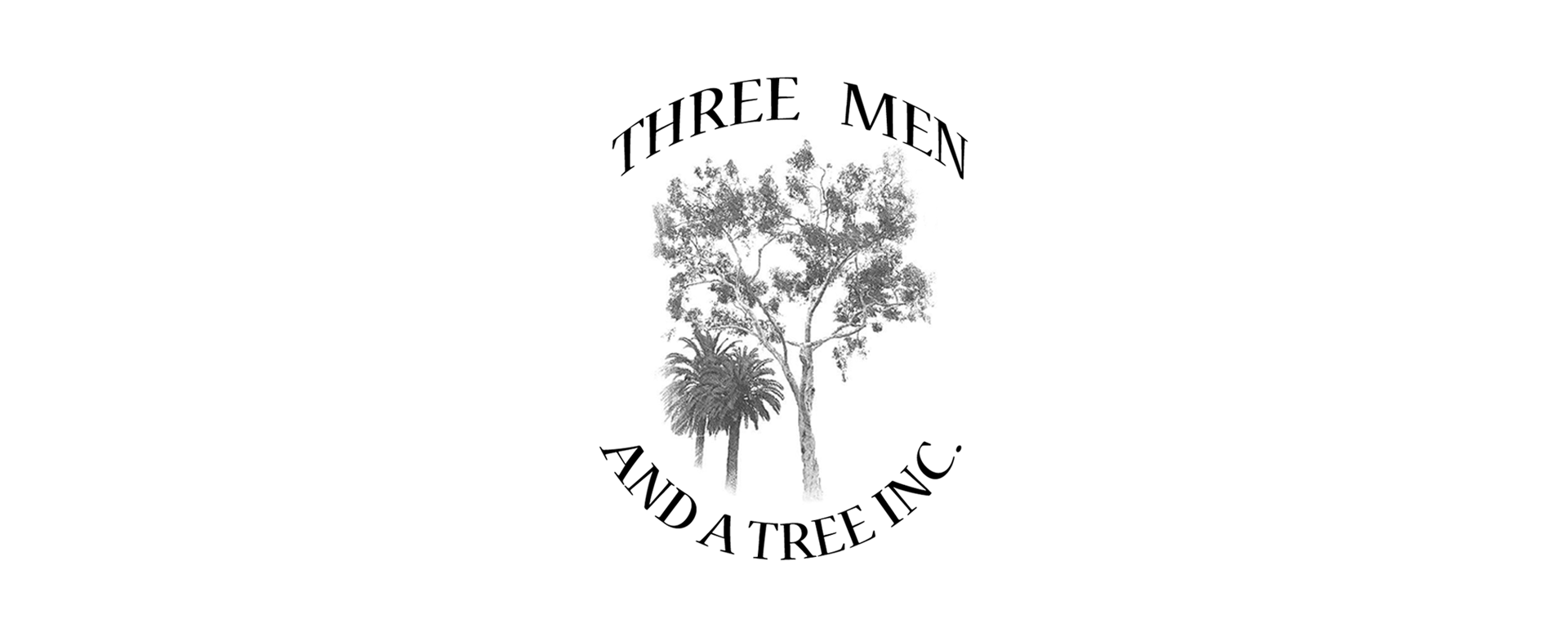 Three Men and a Tree